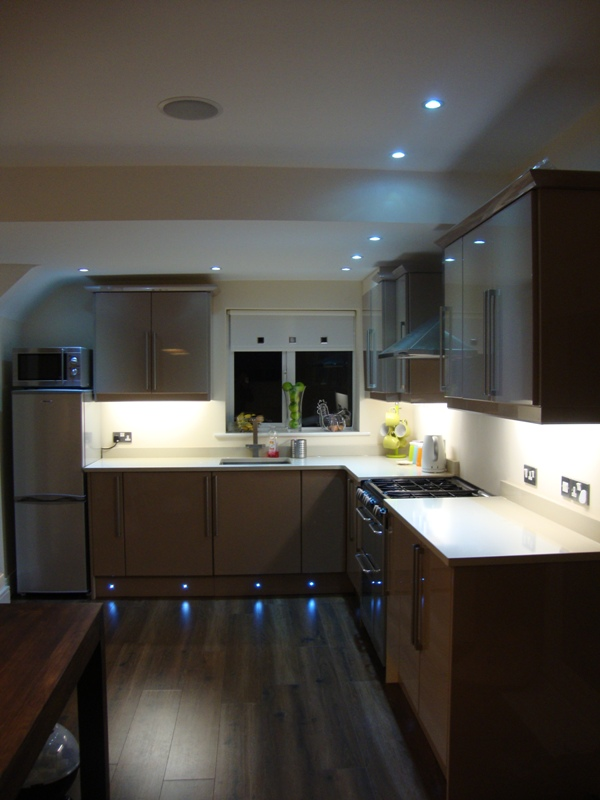 Examples of work by CRF Electrical, Wirral